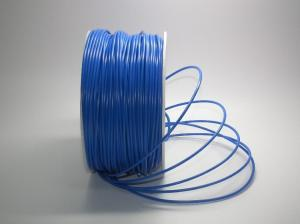 China 3D Printer Blue Filament ABS, Dia 1.75mm 3D Printer Filament Material for test sample on sale