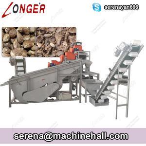 China Commercial Palm Kernel Cracking Separating Machine|Hazelnut Cracker Separator for Sale on sale