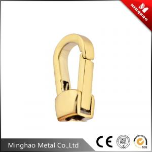 China High quality gold swivel snap hook for dog leash parts,9.92*36.81mm on sale