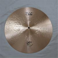 "Best sale b8 cymbals TEC series 16"" crash from Tongxiang musical instrument factory"