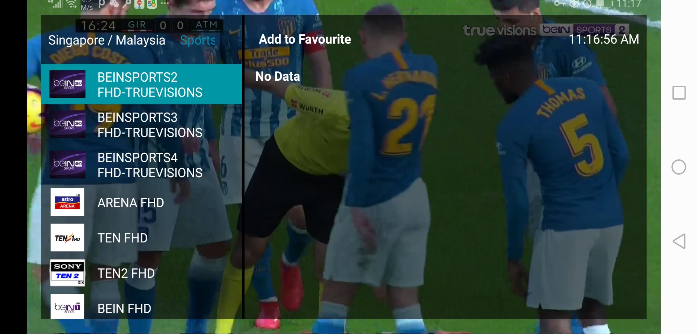 Sport Channels Myiptv 4K Full Languages 500+ Vod Programs