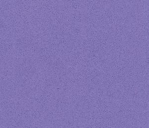 China Flat / Eased Edge Pure Purple Custom quartz vanity tops for bathrooms , Washroom on sale
