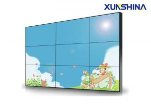 China 49 3.5Mm Unb Lcd Video Wall , 1080 P Video Wall Solution Low Consumption on sale