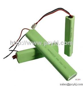 China NiMH AA Battery Pack with 2200mAh 12V on sale
