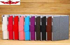 China Smart Sleeping Function Ipad Air PU Cover Cases Multi Color Gift Package Provided on sale
