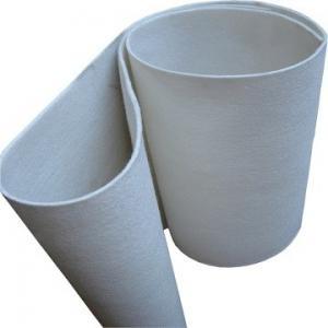 China polyester BOB BOM felt for paper machine  press section  paper making felt on sale