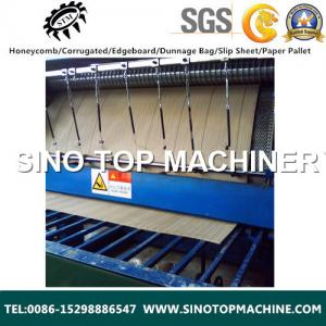 China Automatic Laminating Honeycomb Paper Core Machine with CE Certificate on sale