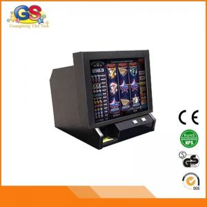 China Good Quality Full Size Bar Top Home Slot Casino Gaming Machines For Sale on sale