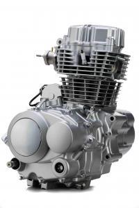 China Motorcycle Engine & Motor Aijiang(R) 125cc 150cc on sale