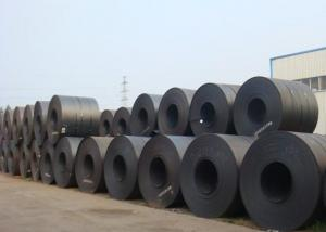 China SS400 A36 HRC Width Hot Rolled Coil 1.2-25MM 1000mm - 2000mm Industrial Panels on sale