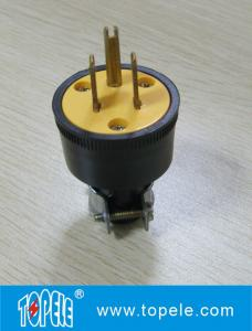 China 3pins 125V WS U44A South American Plug and Socket GFCI Receptacles with OEM / ODM on sale