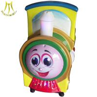 Hansel high quality token operated machines kiddie rides from China for sale