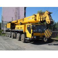 100T XCMG all Terrain Crane QY100K 2005