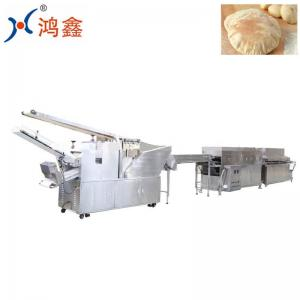 China SS304 Automatic Pita Bread Machine For Food Plant on sale
