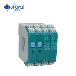 China Single / Dual Channel Signal Isolator 4-20mA With Digital Display DIN Rail Type on sale