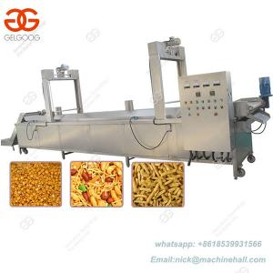 China Electric Snack Food Deep Frying Machine French Fries Deep Frying Machine Suppliers Frying Machine for Commercial Use on sale
