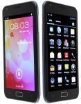 16GB tela GPS WiFi Bluetooth de uma capacidade de 5,3 polegadas, telefones celulares de Android 4.03G Wifi GPS