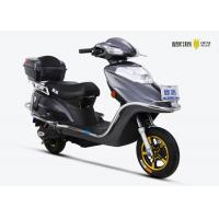 CCC Electric Moped Scooter , Big Rear Box Electric Motor For Scooter Long Distance