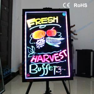 China latest new products led flash board on sale