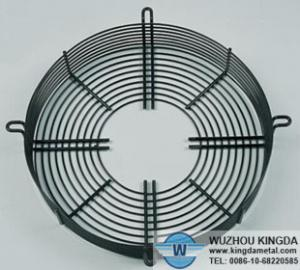 China Condenser metal fan guard on sale