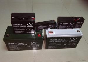 China 12 Volt 15ah / 14ah AGM VRLA Valve Regulated Sealed Lead Acid Battery For DC Power UPS on sale