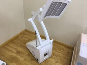 China Blue Red Yellow Light PDT LED Light Therapy Machine For Skin Rejuvenation Treatment on sale