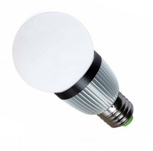 China Normal style high power led bulb built in resistor 3/7/9W E27 car alumium on sale