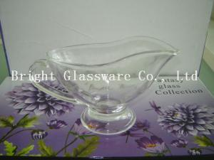 China perfect design glass ice cream bowl with handle, Footed Ice Cream Bowls, glass tea pot on sale