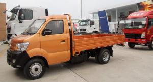 China RHD & LHD electric mini truck eOne-T02, 72V/7.5KW/80km/h,electric cargo truck,2 seats or 4 seats on sale
