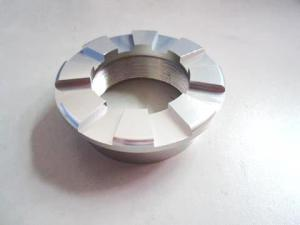 China Aluminum Iron Door Inserts and Flanges with Anodized Finishing on sale