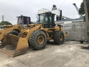 Made In Japan 938G Used CAT Wheel Loaders CAT 3126 Engine