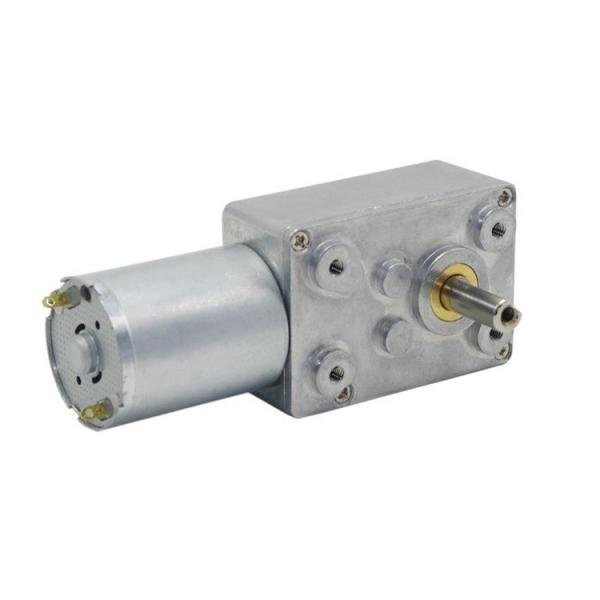 12V DC 200RPM High Torque Electric Motor Low Noise Gear Box Reduction Motor