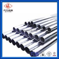 China Square Stainless Steel Sanitary Tubing A554 Stainless Steel Welded Pipe on sale