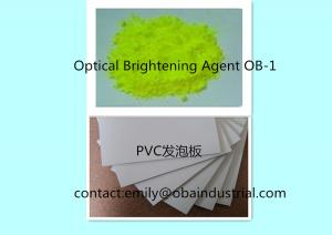 China OB-1 grade optical brightener for PVC on sale