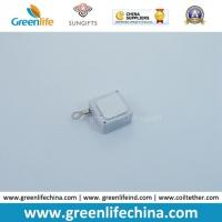 China Supply Mini Square White Safe Recoiler for Exhibition Sunglasses