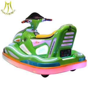 China Hansel amusement park  electric kids shipping mall motorcycle  boat for sales on sale