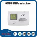 Air Conditioning Wired Room Thermostat With Temperature Control wired electronice thermostat