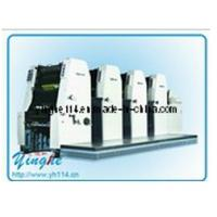 Digital 4-Color Offset Press Machine