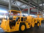 Service Vehicle RS-3 Single-Arm Lift Underground Haul Truck for Mining And Tunneling