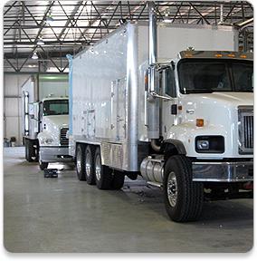 China cargo box van on sale