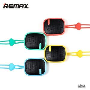China Remax RM - X2 Mini Portable Outdoor Bluetooth Speakers High Definition Sound Handsfree Call on sale