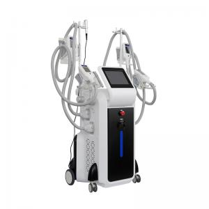 China SMART Medical CE approval cryolipolysi slim machine with 4 handles for loss weight/ new design double chin removal on sale