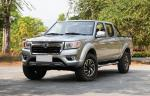DONGFENG New RICH Pickup Truck/Turbocharged Engine/4WD, Diesel, 2500cc, Euro V, 6MT, Cargo size:1395*1390*430mm