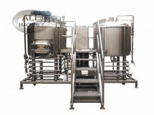 China Restaurant/Bar/Hotel/pub beer brewing equipment machinery /beer brewery equipment/ glycol jacket conical fermenter/bbt on sale