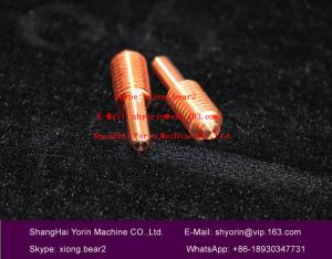 China 220037 electrode for HYPERTHERM Powermax 1650 on sale