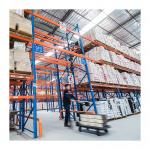High duty 3 T per layer metal rack, warehouse storage pallet shelving for storage industry