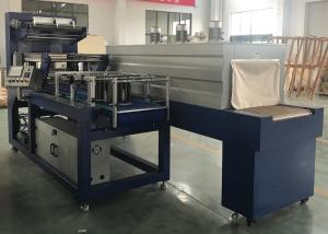 China Fully Automatic Small Shrink Packaging Equipment For Bottle Can Carton Use on sale