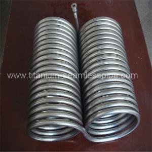 China Stainless steel Beer cooling coil/ titanium Beer cooling coil on sale