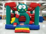 China New Design Inflatable Bouncer Combos Bottom Price Animal Theme Inflatable Bouncy wholesale