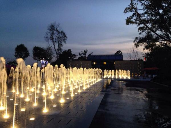 Genial Color Changing Floor Water Fountains Boy And Girl Water Fountain Malaysia  Project Images